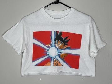 Used: Dragon Ball Crop Top