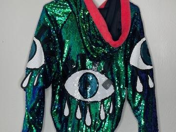 Used: Trippy Eye Jacket