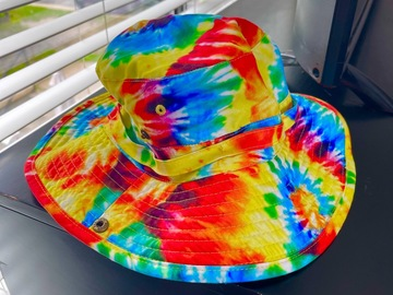 Used: Colorful Bucket Hat