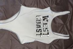 Used: West coat swim body suit
