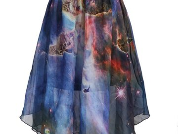 New: Galaxy Skirt