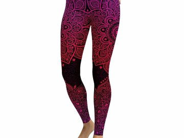 New: Ombre Designer Leggings