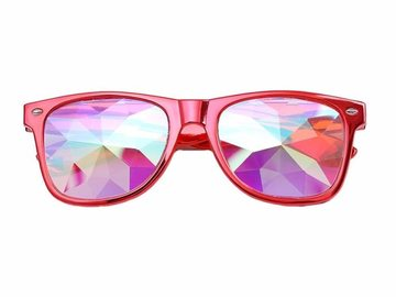 New: Kaleidoscope Prism Glasses