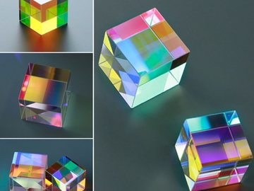 New: Color Prism  Cube