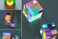 New: Color Prism  Cube