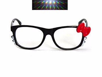 New: Women's Diffraction Glasses - 2 pack