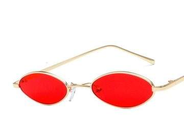 New: Color Retro Round Glasses