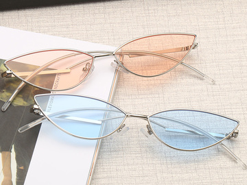 New: Color Vintage Glasses