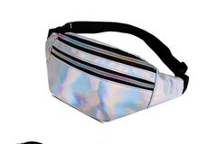 New: Holographic Fanny Pack