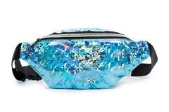New: Sequence Shimmer Fanny Pack