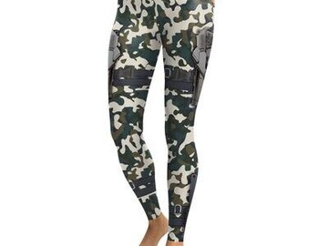 New: Camouflage Leggings
