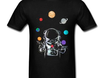 New: Planetary Juggler T-Shirt