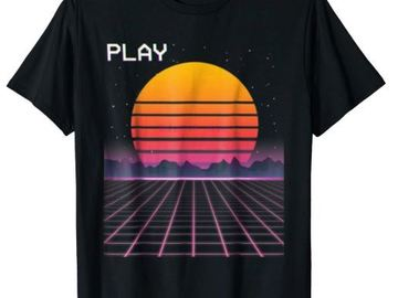 New: Virtual Horizon T-Shirt