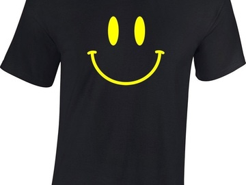 New: Smiley Face T-Shirt