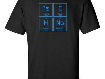 New: Elemental Techno T-Shirt