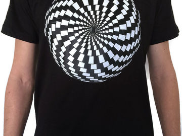New: Illusion Cartoon T-Shirt