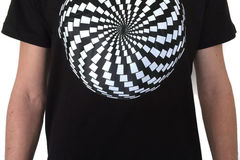 New: Illusion Cartoon T-Shirt