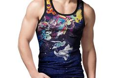 New: What is Space Tank Top