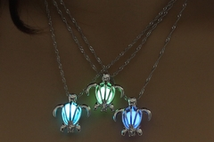 New: Glowing Sea Turtle Necklace
