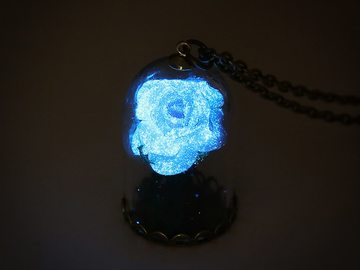 New: Glowing Wishing Flower Necklace