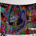 New: Psychedelic Space Tapestry