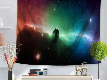 New: Horsehead Nebula Tapestry