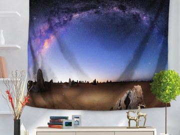 New: Desert Galaxy Tapestry