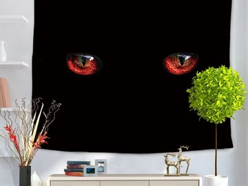 New: Cat Eyes Tapestry