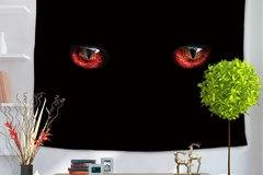 New: Cat Eyes Tapestry