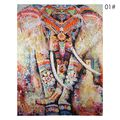 New: Faded Elephant Tapestry