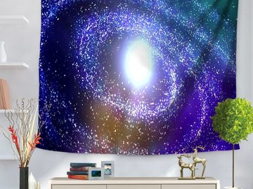New: Spiral Galaxy Tapestry