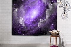 New: Cloudy Galaxy Tapestry