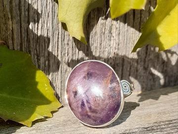 Handmade: SS Ruby Ring (11)