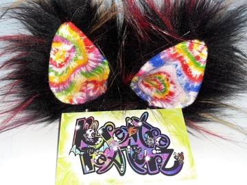 Handmade: Fireworks tye dye