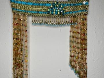 Used: Egyptian headband