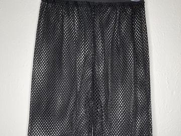 Used: Net Biker Shorts