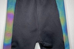 Used: Reflective Tube Top & Biker shorts