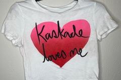 Used: Kaskade Crop Top