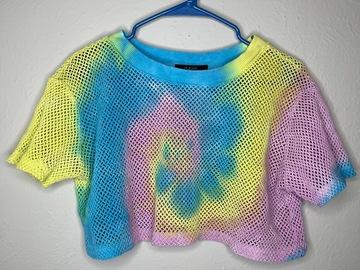 Used: Tie Dye Crop top