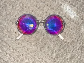Used: Rave trippy glasses