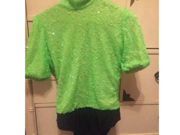 Used: jaded london sequin bodysuit